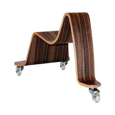 Creativity Cruiser -  its abstract design is developmentally-geared to inspire creative thinking and boost motor skills. And I love the modern look of it - very cool.