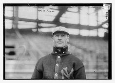 *Roy Hartzell, New York AL (baseball)] [1912]