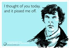 Artist Makes BBC Sherlock Versions of someecards | The Mary Sue