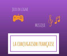 Jouez, chantez, écoutez et révisez la conjugaison française ! Pas de stress, juste du plaisir ! Découvrez des jeux et sites gratuits !
