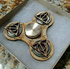 Idk how to feel about this... Which outweighs, HP or *cringes* fidget spinner?