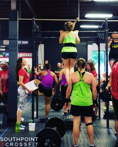 Weekly Update, April 24th — Southpoint CrossFit Journal