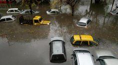 El temporal en Buenos Aires deja seis muertos y grandes inundaciones - Argentina - El Diario 24 - Argentina