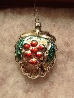 Glass #Christmas #ornament