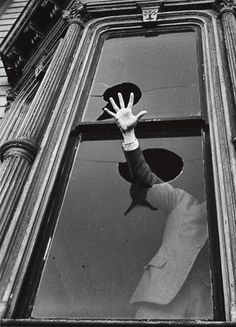 the cry, 1939 by john gutmann