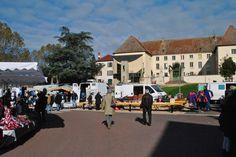 October 29: Marcigny Market.