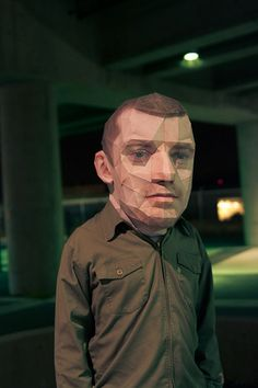best halloween costume ever! 3D image of yourself... by dutchct, via Flickr
