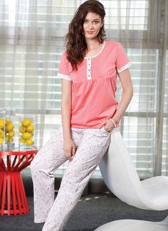 Yeni İnci BPJ 1134 Bayan Pijama Takım#markhacom #newseason #fashion #kadın #moda #yenisezon #stil #pijama #pijamatakımı #sonbahar #pierrecardin #kış #alışveriş #yılbaşıalışverişi #yılbaşıpijaması #pajamas #christmasshopping #sleepwear
