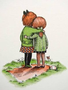 Everyone has a friend, by Joan Walsh Anglund
