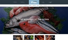 Our new elegant design is crafted for seafood companies, seafood importers / producers, seafood restaurants and cafes. Theme is supplied with a collection of powerful shortcodes and widgets, for easy use and capacity of your website. It is compatible with a bundle of premium plugins, like Revolution Slider, Visual Composer, Essential Grid, etc.