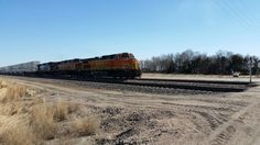 Bnsf 5171 east of Cairo