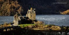 Eilean Donan Castle - by DRW Photography
