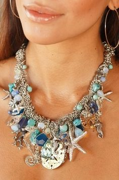 Sea-life Necklace