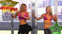 Zumba Fitness Dance Workout- Star Fit, via YouTube.