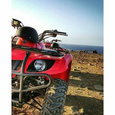ATV ride through the Arikok National Park anyone?  Pic by @luigizonfire  #aruba #discoveraruba #onehappyisland #saturday by arubatourism