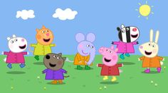 Discovery Kids Plus Peppa Pig Painting, Peppa Pig Imagenes, Peppa Pig Teddy, Cumple Peppa Pig, Ben And Holly, Toy House, Pig Party, Baby Birthday, Birthday Ideas