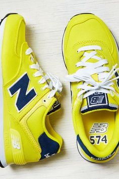 2d65db973931c7 Gelber New Balance 574 Pique Polo Sneaker – Suhan – Join the world of pin