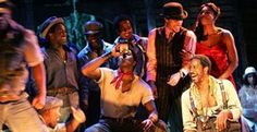 Porgy and Bess, Savoy, London