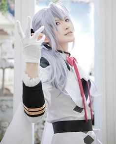 Cosplay of Ferid Bathory - Owari no Seraph
