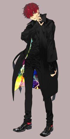 Hot Anime Boy, Cute Anime Guys, Haikyuu Fanart, Haikyuu Anime, Manga Art, Manga Anime, Got Anime, Handsome Anime Guys, Image Manga