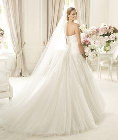 BARROCO, Vestido Noiva 2015