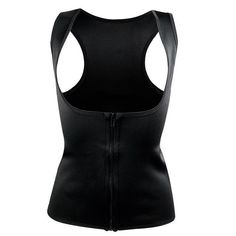 Shapewear New Neoprene Sauna Technology Body Slimmer Shaper Tank Size Xl Relieving Heat And Thirst.