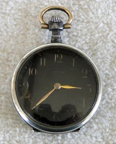 Antique Tiny EMPIRE Pocket Watch-Size 000-7 by TheCalamityHouse