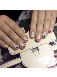 Best Instagrams - Jinsoon nail art