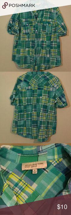 Jones New York 1x shirt Mint condition no defects Jones New York Tops