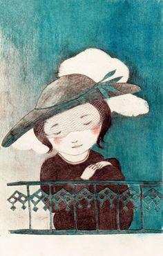 ilustración de Sandrine Kao
