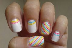 Have Small Nails ? Check Out These Nail Art Designs Especially For Short Nails Have Small Nails ? Check Out These Nail Art Designs Especially For Short Nails Cute Nail Art Designs, Short Nail Designs, Simple Nail Designs, Nail Swag, Diy Nails, Cute Nails, Pretty Nails, Glitter Nails, Easy Nail Art