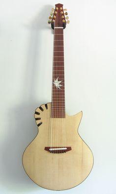 Julien Bergeron Guitare #8 - Devant
