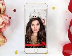 Mis Quince Snapchat Geofilter Quinceanera Quinceanera, Snapchat, Trending Outfits, Unique Jewelry, Handmade Gifts, Etsy, Kid Craft Gifts, Handcrafted Gifts, Hand Made Gifts
