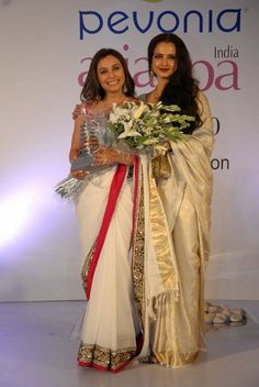 rekha Saree | Rekha in Saree