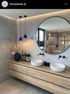 Bathroom Design Luxury, Modern Bathroom Design, Dream Home Design, Home Interior Design, Bathroom Renos, Small Bathroom, House Rooms, Bathroom Inspiration, Home Decor