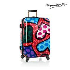 "Heys America Britto 26"" Spinner 16049-6906-26 | Luggage Pros"