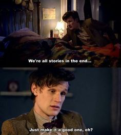 Doctor Who, :'(