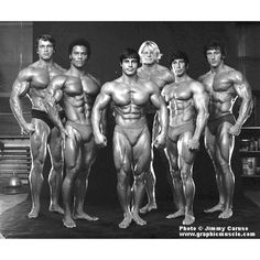 What bodybuilding is suppose to look like