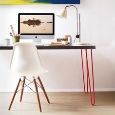 fascinating small laptop desk furniture pinterest desks. Black Bedroom Furniture Sets. Home Design Ideas