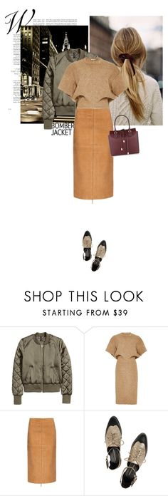 """When you can't make them see the light, make them feel the heat.  Ronald Reagan"" by hil4ry ❤ liked on Polyvore featuring Avenue, Rosetta Getty, The Row, Rebecca Minkoff, Michael Kors, women's clothing, women, female, woman and misses"