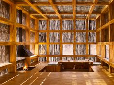 The Liyuan Library, Jiaojiehe, China / by Will Pryce