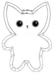 Image result for free printable patterns for plush monsters