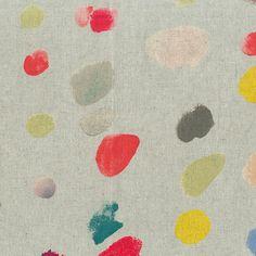 Japanese Fabric Kokka Nani Iro Pierre Pocho Canvas by MissMatatabi