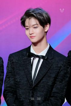 bae jinyoung wanna one Jinyoung, First Rapper, Bae, Future Photos, Park Min Young, Under The Mistletoe, Cute Teenage Boys, First Love, My Love