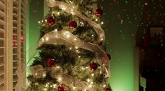 Light up inside or out, for the holidays or everyday! Traditional Christmas Tree, Diy Christmas Tree, Christmas Lights, Decorating Your Home, Light Up, Bliss, Holidays, Holiday Decor
