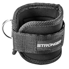 Premium Ankle Strap By Stronger (1 Pk) ✦ Maximize Cable Machine Workouts with Durable Cuffs for Ab, Leg & Glute Exercises ✦ First Rate Fitness Equipment for Women & Men   http://activelifeessentials.com/health-and-fitness/legs-exercise-equipment/premium-ankle-strap-by-stronger-1-pk-%e2%9c%a6-maximize-cable-machine-workouts-with-durable-cuffs-for-ab-leg-glute-exercises-%e2%9c%a6-first-rate-fitness-equipment-for-women-men