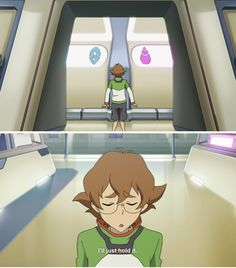 SO MANY PEOPLE R JUST SAYING THIS SCENE WAS CAUSE THEY DIDNT GET THE SYMBOLS BUT LIKE SERIOUSLY YALL ITS PINK AND BLUE LIKE THE EXACT GENDER COLORS ON EARTH AND KEITH FINDS THE DUDES BATHROOM JUST FINE LIKE I REALLY THINK WE NEED TO FOCUS ON THIS SCENE MORE PLZ TALK TO ME ABOUT MY CHILD