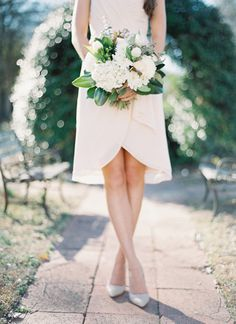 Early Spring South Carolina Wedding by Landon Jacob « Southern Weddings Magazine Wedding Bouquets, Wedding Flowers, Wedding Dresses, Wedding Bells, Bridesmaid Dresses, Perfect Wedding Dress, Dream Wedding, Wedding Things, Wedding Flower Inspiration