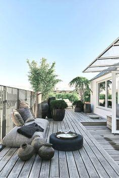 Tag Terrasse København Havemøbler #OutdoorsLiving