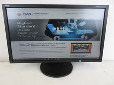 "NEC 23"" MultiSync EA234WMi IPS LED Monitor (1920x1080)"